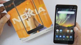 Nokia 6.1 (2018 Edition) / Nokia 6 (2018) Unboxing & Overview with Camera Samples