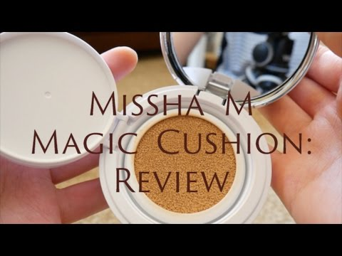 Missha M Magic Cushion | Review + Demo