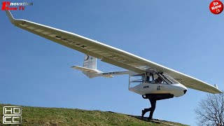 You Wont Believe What This  | Archaeopteryx - Hang Glider |  Machine Can Do ▶4