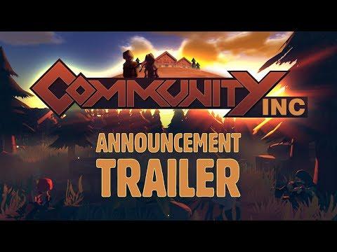 Community Inc Announcement Trailer thumbnail