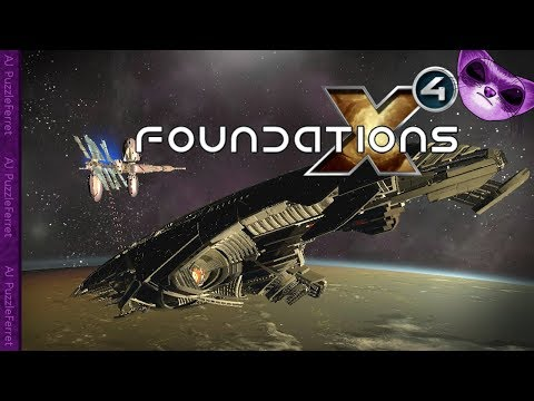 X4 Foundations Epic Moment (Colossus Carrier showcase) vs