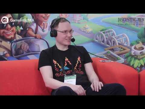 Интервью с разработчиками (2-й день) на DevGAMM