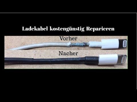 Smart Repair Lightning Ladekabel I Kostengünstig Reparieren leicht gemacht