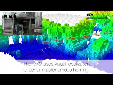 """""""Real-time visual-inertial mapping, re-localization and planning onboard mavs in unknown environments"""" by Michael Burri"""