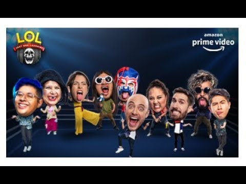 LOL: Last One Laughing - Tráiler  | Amazon Prime Video