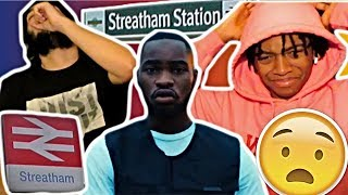 HIS BARS ARE INSANE 😤🤯 | DAVE    STREATHAM (REACTION)