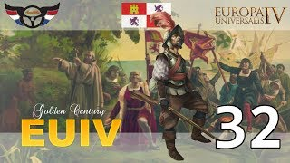 EU4 Golden Century - Castille into Spain - ep31 - Самые