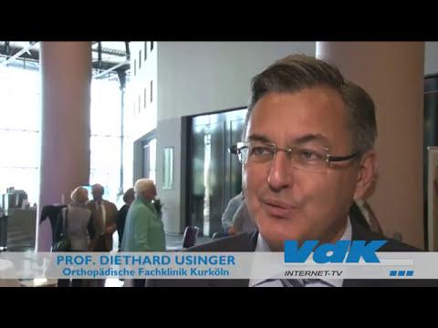 VdK-TV: Osteoporose - wenn der Knochen brüchig wird