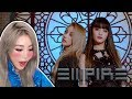 WENGIE Reacts To Her First K-POP Single EMPIRE ft MINNIE of (G)I-DLE