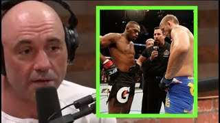 Joe Rogan on Jon Jones/Gustafsson 2, Derrick Lewis/Daniel Cormier