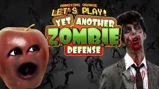 Midget Apple Plays   Yet Another Zombie Defense