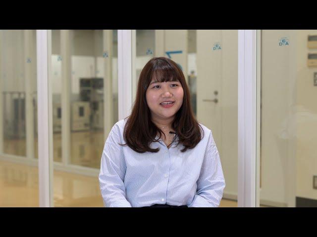【テクダイヤ】社員インタビュー ~一緒に働く人ってどんな人?~ (加藤 ひかる)