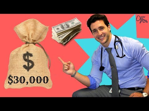 I GAVE A DOCTOR $30,000 DOLLARS! | Doctor Mike
