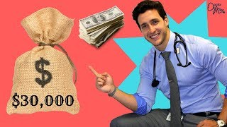 I GAVE A DOCTOR $30,000 DOLLARS! | Doctor Mike - Video Youtube