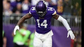 Stefon Diggs FULL 2018-2019 Season Highlights