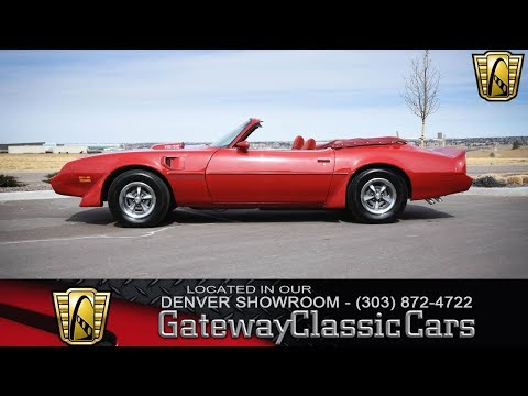 1981 Pontiac Firebird (CC-1340886) for sale in O'Fallon, Illinois