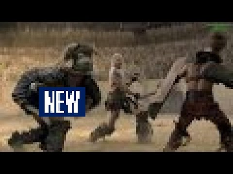 Best fight scenes of Spartacus: Blood and Sand HD best fight scenes 2016