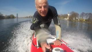 WATERWOLF BERLIN - E-SURFER - GoPro Quik cut