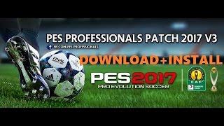 Panduan Instalasi Profesional Patch PES 2017 - Видео