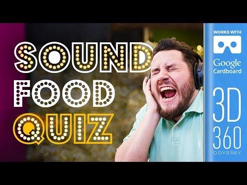 The Sound Round   Common Senses Quiz (VR)