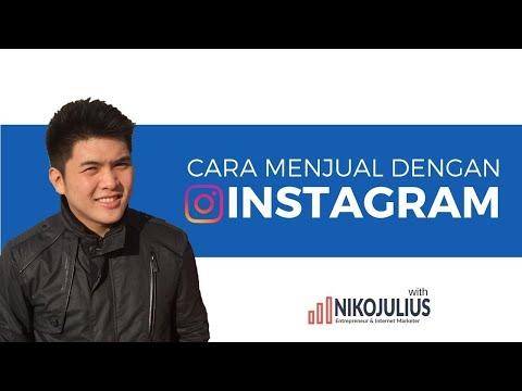 Video [NikoJuliusTV] Cara Mudah menjual dengan Instagram!