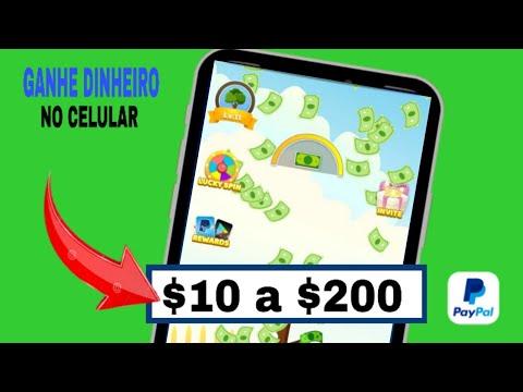 APLICATIVO para GANHAR DINHEIRO NO PAYPAL GRÁTIS (Money no paypal)