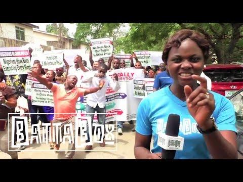 Nigerians in China Prisons - No Escape