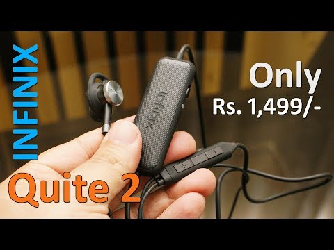 Infinix Quite 2 review – wired headphone with noise cancellation for Rs. 1,499