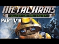 Metal Arms: Glitch In The System Full Game part 1 18 hd