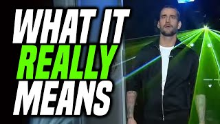 CM Punk Returns to WWE & What It Really Means