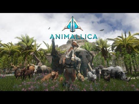 ANIMALLICA - UN NUOVO SANDBOX DI SOPRAVVIVENZA - GAMEPLAY ITA