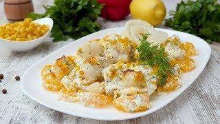 Как приготовить рыбные рулетики с мандаринами - Рецепты от Со Вкусом