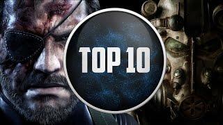 TOP 10: Nejlepší hry roku 2015 podle kanálu Paranormal Gravity