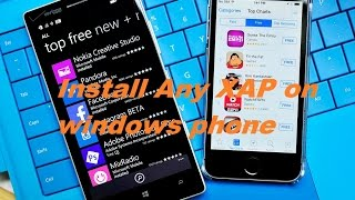 Download Xap or Appx and install it into Windows phone 2017 Latest.