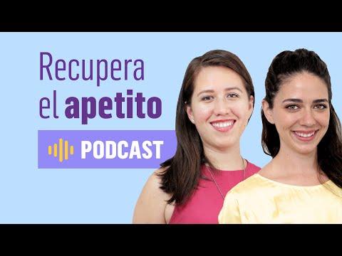 ¿Cómo recuperar el apetito? - Podcast