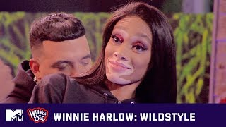 Winnie Harlow Steps Up Straight Off the Runway | Wild 'N Out | #Wildstyle