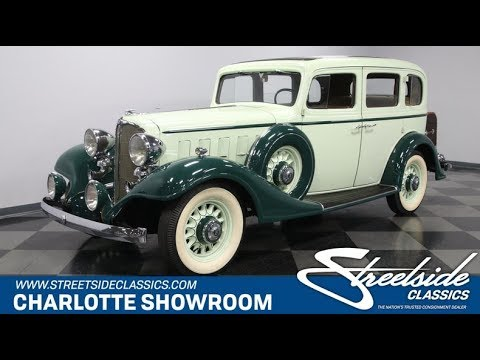 Video of Classic '33 Series 50 located in Concord North Carolina - $38,995.00 - PDL1