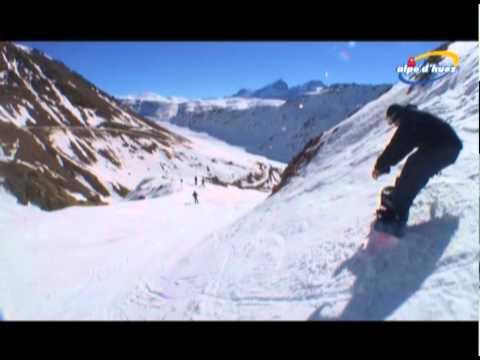 Piste de Sarenne - Alpe d'Huez
