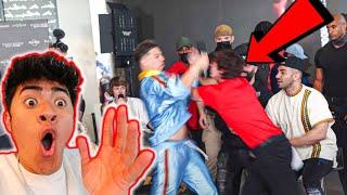 Ireland Boys React To YOUTUBE VS TikTok Press Conference *INTENSE*