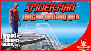 GTA V MOD (9) - Spiderman Edan 😂😂