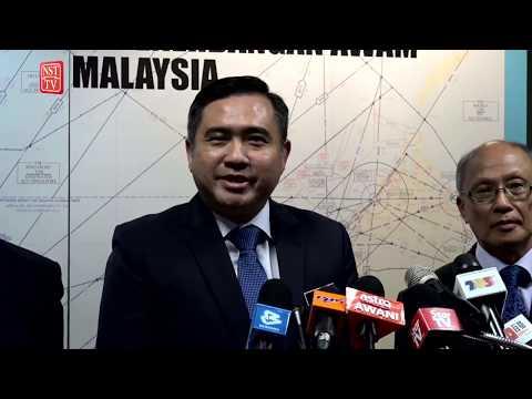 [LIVE] Sidang media Menteri Pengangkutan, Anthony Loke mengenai Penyenaraian (CAAM) kepada Pengawal
