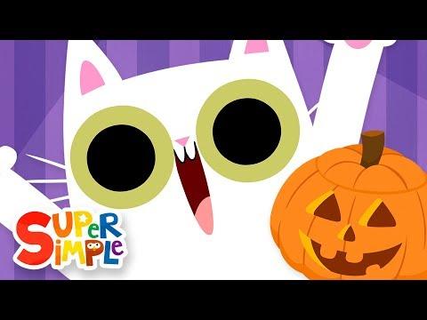 peekaboo halloween kids songs super simple songs