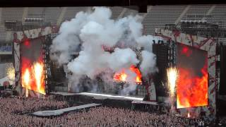 AC/DC - Opening & Rock or Bust @ Stade de France 23-05-2015