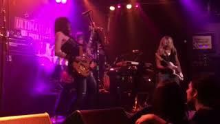 "Shane Hunter playing  ""Fetish,"" by Joan Jett"