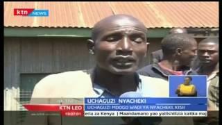 KTN Leo: Mbunge Zebedeo Opore atimuliwa kutoka kituo cha kupigia kura, Nyacheki, 26/10/16