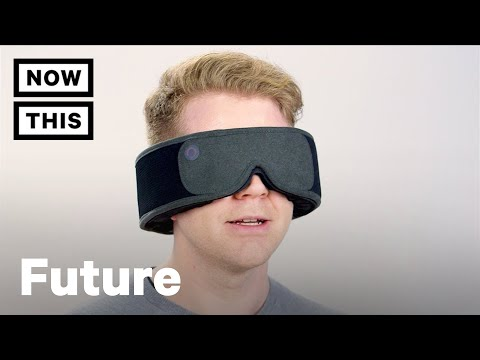 SilentMode Review: A High-Tech Mask For Napping | Future Tech Reviews | NowThis