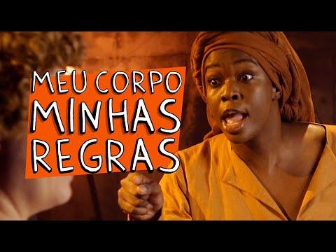 MEU CORPO MINHAS REGRAS