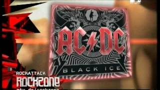 """AC/DC - Commercial Spot for """"Black Ice"""""""