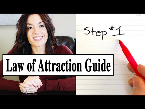 Law of Attraction Step-by-Step Guide (Simple & Easy)