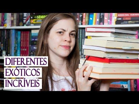 Livros com Personagens Excêntricas e Diferentes